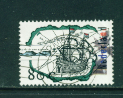 NETHERLANDS - 1996  Voyages Of Discovery  80c  Used As Scan - Oblitérés
