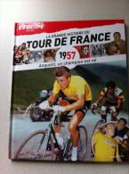 Cyclisme - La Grande Histoire Du Tour De France 1957 - Anquetil, Un Champion Est Né - Sport
