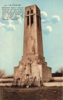 CPA..LE VAUQUOIS...MONUMENT POUR LES BRAVES DU 5° CORPS EN MARS 1915 ..PRIX: 1,99 € - Guerre 1914-18