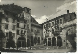 TV067 - VITTORIO VENETO - TREVISO - F.G. VIAGGIATA 1954 - Treviso