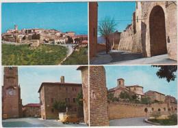 Bettona :  FIAT 500 - Piazza Cavour, Circonvallazione Etc - Multiview - Umbria, Italia - Turismo