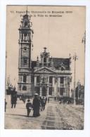 BELGIQUE BRUXELLES Exposition De Bruxelles 1910 Palais De La Ville De Bruxelles - Expositions Universelles