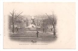 CP, 42, SAINT-ETIENNE, Monument Des Combattants, Dos Simple, Vierge - Saint Etienne
