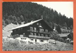 MOL2/216, Chalet à Morgins, Grand Format, 0208, Circulée 1956 - VS Valais