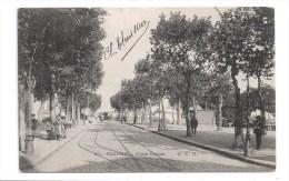 CP, 42, ROANNE, Place Dorian, Vierge - Roanne