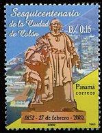 Panama**  N° 1224 - 150e Ann. De La Ville De Colon - Panama