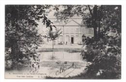 CP, 42, ROANNE, La Sous-Préfecture, Vue Des Jardins, Ecrite - Roanne