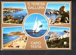 L1538 Santa Teresa Di Gallura ( Olbia ) - Capo Testa - Altre Città
