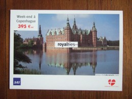 SAS Airlines Carte Postale - 1946-....: Moderne
