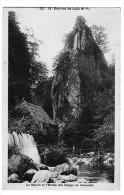 SAINTE ENGRACE -Le Moulin Et L´entrée Des Gorges De Cacouette -CC 13 - Circulé 1936 - Andere Gemeenten