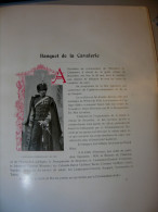 1905 Volume FETES INDEPENDANCE NATIONALE CONCOURS DE TIR - GARDE CIVIQUE - ARMEE - UNION DES SOC. DE TIR - Livres, BD, Revues