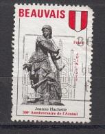 Beauvais Fête De Jeanne Hachette - Erinnophilie