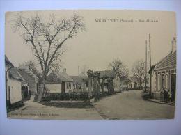 "VIGNACOURT "" Rue D´hornas ""  (80650) - Vignacourt"