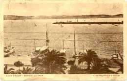 83/CPA - Bandol Sur Mer - Les Régates - La Course - Bandol