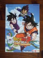 Dragon Ball Z Carte Postale - Advertising
