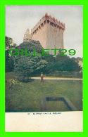 CORK, IRELAND - BLARNEY CASTLE - ANIMATED - - Cork