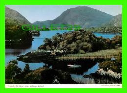 KILLARNEY, IRELAND - EVENTIDE, THE UPPER LAKE - ANIMATED - PHOTO, JOHN HINDE - - Kerry