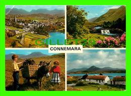 CONNEMARA, IRELAND - 4 MULTIVIEW - PHOTO, JOHN HINDE - TRAVEL - - Galway