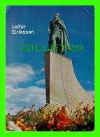 ICELAND - STATUE OF LEIF ERICSON - PUB. BY SOLARFILMA - - Islande