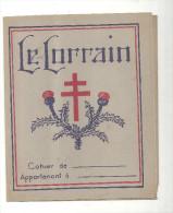Protège Cahier Le Lorrain - Protège-cahiers