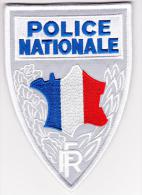Ecusson Police -- Grand Modèle -- Ancien Modèle -- Neuf - Police & Gendarmerie