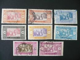 Sénégal - Marché Indigène N°57, 58, 60, 85, 99 Et 109  Oblitérés N° 61 Neuf ** N° 62 Neuf * - Used Stamps