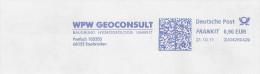 EMA ALLEMAGNE DEUTSCHLAND BUND GERMANY AFS GEOLOGIE EAU HYDROLOGIE HYDROGEOLOGIE UMWELT ENVIRONNEMENT BAUGRUND CONSULTIN - Geology