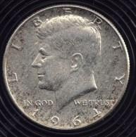 USA HALF DOLLAR 1964 KENNEDY  ARGENT SILVER - Federal Issues