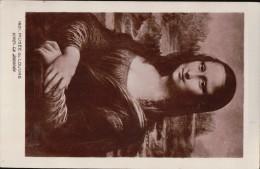 30800    LA JOCONDE - Femmes Célèbres