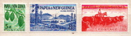 Papua New Guinea MLH Set From 10.11.1960. - Papua New Guinea
