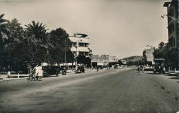AFRIQUE - MAROC - MARRAKECH GUELIZ - Avenue Mangin - Marrakech