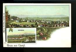 R BTPYS SUISSE A1 Gruss Aus  Uzwil - SG St. Gall