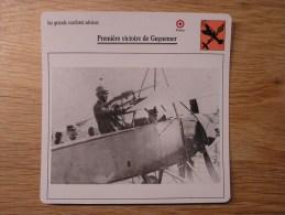LES 17 VICTOIRES DE HANS MARSEILLE        FICHE AVION Avec Description  Aircraft Aviation - Flugzeuge