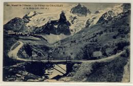 Vue D'ensemble Sur Le Village Du Chazelet -  Ed. Bourcier, N° 602 - Otros Municipios