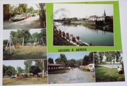 DAMVIX - 85 - Vues Diverses De La Ville Et Du Camping Des Conches.Loisirs. - Otros Municipios