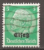 Michel 3 O Elsass - Occupazione 1938 – 45