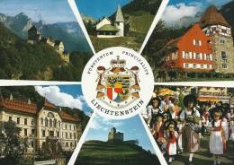 Liechtenstein  Views.  B-2992 - Liechtenstein