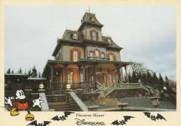 Phantom Manor.  Disneyland   Paris.  B-2993 - Disneyland