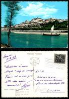PORTUGAL COR 28626 - COIMBRA RIO MONDEGO E VISTA PARCIAL - Coimbra