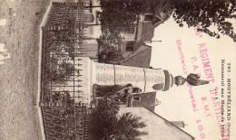 Montbéliard -monument Aux Morts De 1870/71 - Montbéliard