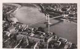ROCHES De CONDRIEU  (38) Le Rhône Et Le Pont - Très Belle Vue Aérienne - France