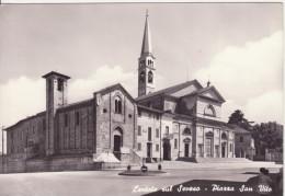 Lentate Sul Seveso - Piazza San Vito - Monza