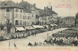 SAINT DIE REVUE DU 28 MAI 1919 - Saint Die