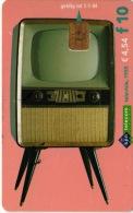 Kpn Telecom : Histoire De Télévision : Model 1955 - Publiques