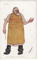 CHIRURGIEN  -  Carte Ancienne Illustrée - Gesundheit