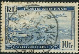 Pays :  19 (Algérie Avant 1957)   Yvert Et Tellier N°: Aé  2 (o) - Algeria (1924-1962)