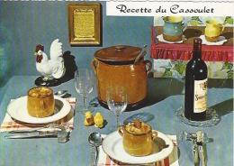 CPSM Recette Du Cassoulet - Recipes (cooking)