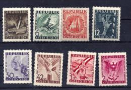 Mi. Nr. 776 - 783 Postfrisch - 1945-60 Ungebraucht