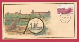 "RSA 1983 Mint Card ""70 Years Police Stampnr. 617 - Police - Gendarmerie"