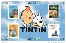 Tintin Cards LGG9 - Fumetti